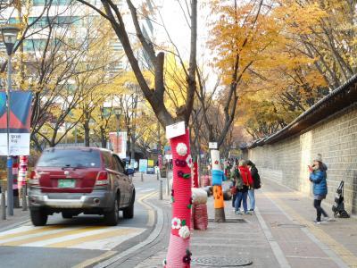 ソウル 一人旅♪ ランタンフェスティバル&漢陽都城歩き&歴史館でお勉強の旅②