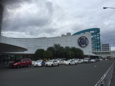 超巨大ショッピングセンター「モールオブアジア」で見たマニラ湾の夜景と最後のディナー