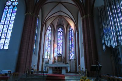 「フランスの美しい村巡りとちょこっとドイツその6」はフランクフルト&マインツでした~♪