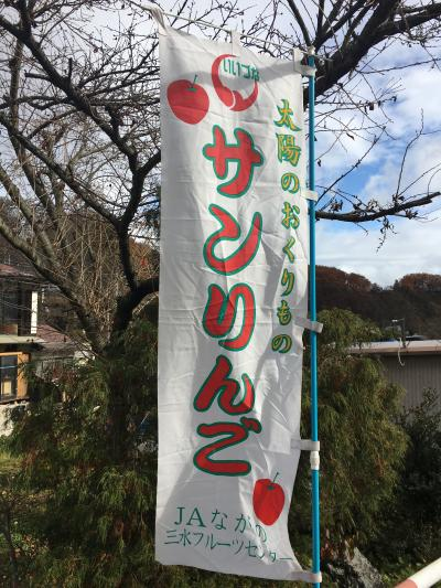 2016年11月 JAながの飯綱ふじ祭に行ってきました。