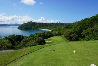 大自然の中のゴルフ@フォーシーズンズ リゾート コスタリカ