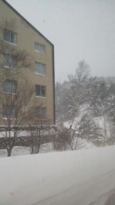 雪見の万座温泉を満喫してきたー。