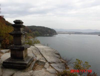 秋の韓国の旅 その3 驪州