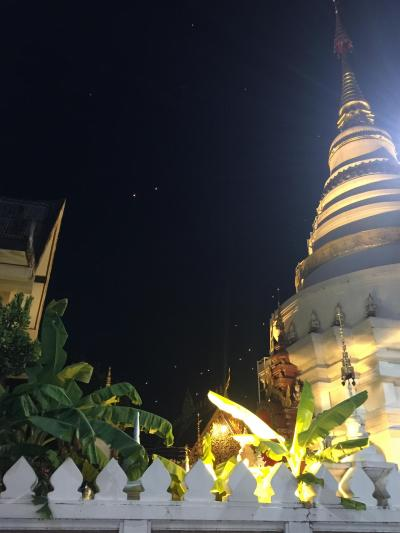 念願叶ったチェンマイのお祭り…そしてバンコクへ