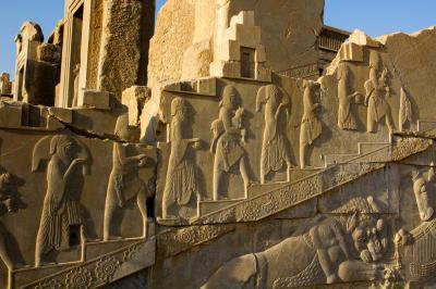 不思議の国イラン(2)ペルセポリス ペルシャ帝国の遺産