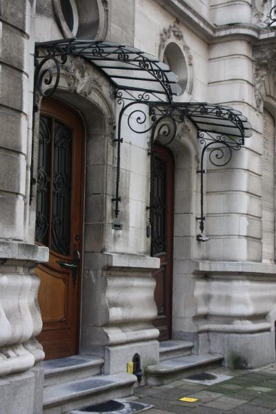 アール・ヌーヴォーを極める in Antwerp 【2】Generaal Van Merlenstraat  (ゲーネラール・ファン・メルレン通り)
