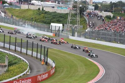 F1 日本GP 2016