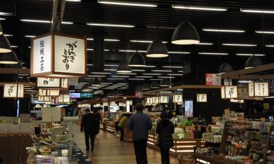 越後湯沢駅 ☆ CoCoLo湯沢見て歩き
