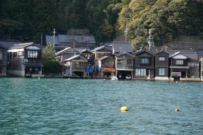 舟屋とぶりを堪能しに丹後半島へ