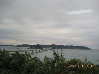 角島へ行って来ました。