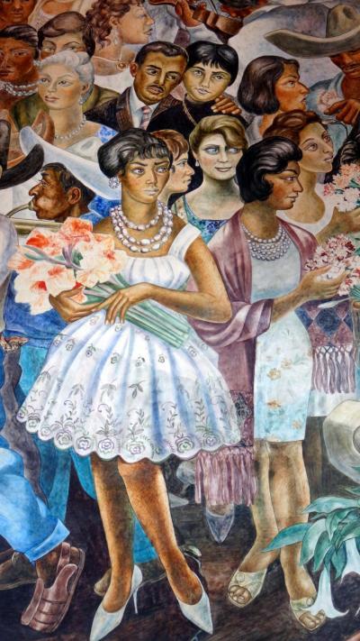 熟女の世界一周航空券の旅 秋の部 (19) アグアスカリエンテス メキシコ