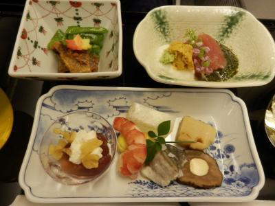 2016NOV①ANA特典航空券で意味もなくアジア周遊・ANAの機内食は美味しかった!取合えずバンコク(BKK)編