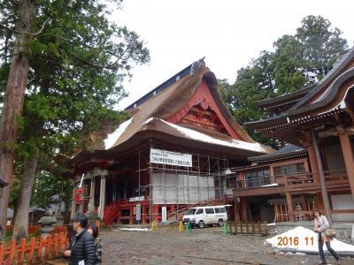 羽黒山・出羽三山神社