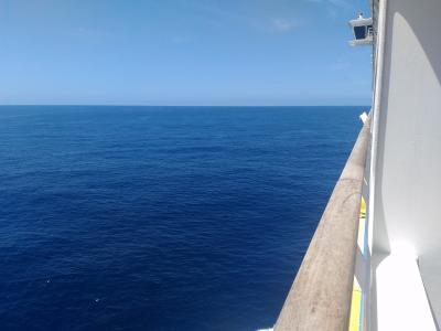 ロイヤルカリビアンで南太平洋をクルーズ②「Voyager of the Seas」終日航海がたっぷり6日間