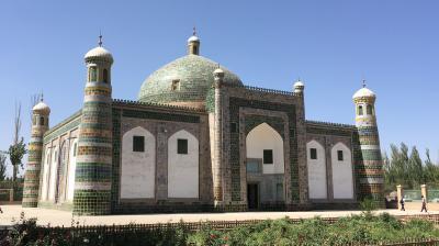 16年6月~憧れの新疆ウイグル自治区▼2 カシュガル(1)~古い街並みと香妃墓編