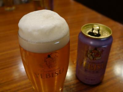 ヱビスビール記念館で最高のビールを一杯☆2016/11/26