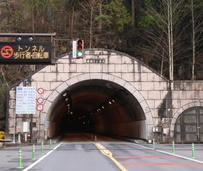 両神荘×フルーツパーク富士屋ホテル(雁坂トンネル越え)
