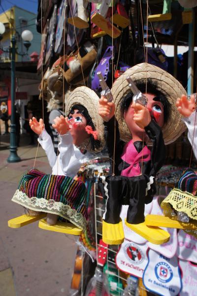 アメリカとの国境の町 ティファナ-メキシコ