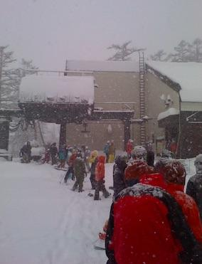 今日もski@赤倉温泉スキー場 2016-2017 12月 4