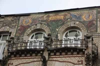 アール・ヌーヴォーを極める in Antwerp 【3】Walterloostraat (ワーテルロー通り)