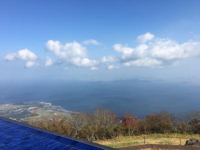 滋賀の休日 松茸・近江牛あばれ喰い! びわ湖バレイでジップライン