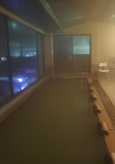 岸権旅館(六左衛門の湯)