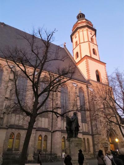 ドイツ エルツ山地のクリスマスとシュトレン祭【6】(ライプツィヒ ‐クリスマス・オラトリオ鑑賞‐)