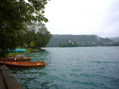 クロアチア周遊9日間の旅(1) ブレッド湖