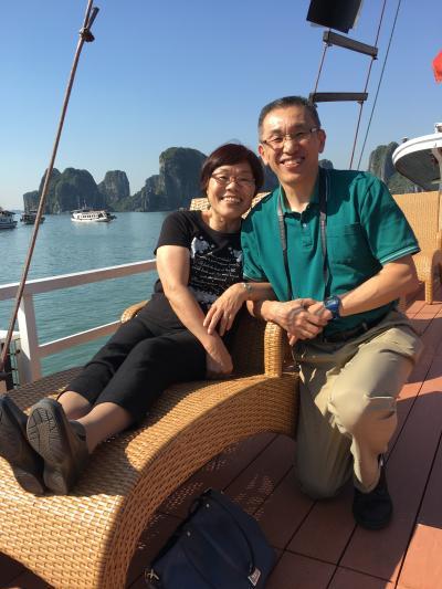 はまってしまった今年2回目のベトナム、絶景のハロン湾観光(その5)