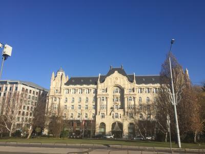 Four Seasons Hotel Gresham Palace Budapest①