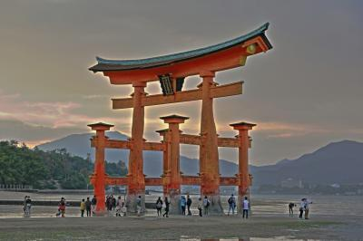 二度目の宮島 ~厳島神社へ参拝~