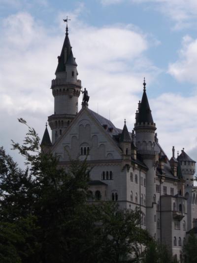 ジャーマンレイルパスで巡るドイツ10日間の旅⑰ 二つのお城の街ホーエンシュバンガウ