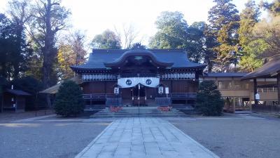 栃木県小山駅周辺散策