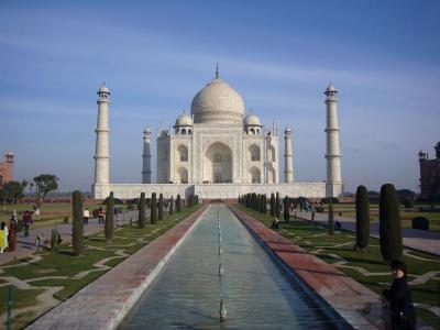 インド ゴールデントライアングル5日間の旅(3) アーグラー