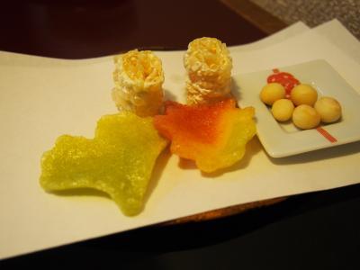晩秋の京都でおいしいものを食べる旅 四日目