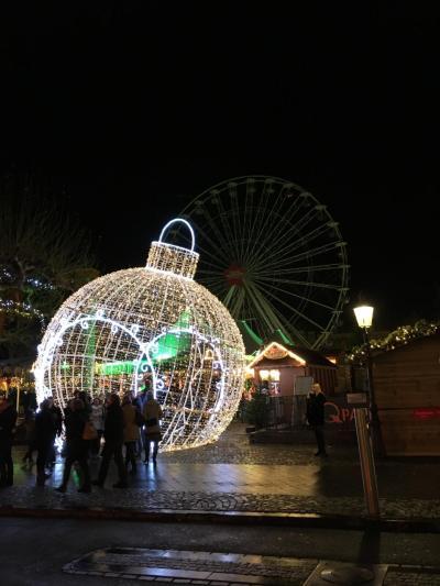 ヨーロッパ クリマスマーケット巡り ( 2 ) 残念なファルケンブルグの洞窟クリスマスマーケットからマーストリヒト