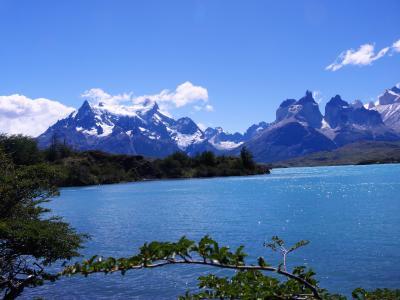 チリ旅行-18:パイネ1(個人で回るのが難しい)