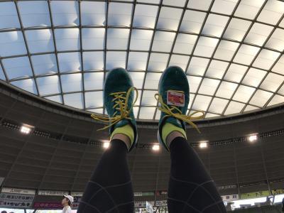 所沢シティーマラソンに初参戦!