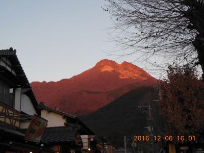 国東・湯布院・高千穂・黒川・太宰府・柳川 3日間