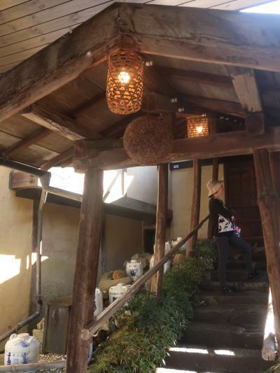 群馬-2 伊香保 [時代屋] 釜めし御膳の昼食/買物 ☆江戸時代の香り豊かな館で