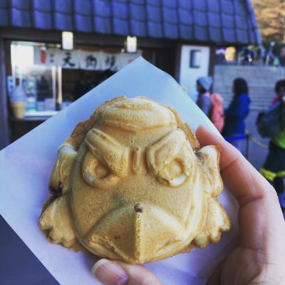 2016 12月 女子旅登山部 高尾山で富士山にご挨拶★