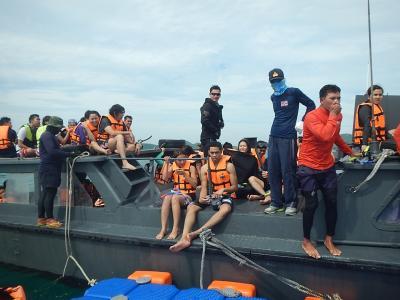 タイ専科 -37-    サメサン島(コサメサン) ジョムティエン~サタヒップ