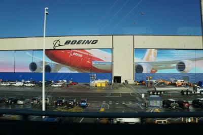 バンクーバーから国境を越えてシアトルへ・・・ボーイング工場の見学に行く~帰国