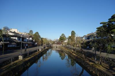 倉敷美観地区でくつろぎのひととき旅。