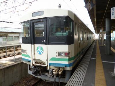 阿武隈急行・飯坂温泉ぶらり旅