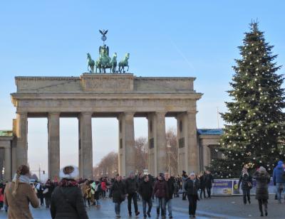 ドイツ エルツ山地のクリスマスとシュトレン祭【7】(ベルリン)