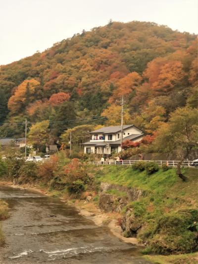 袋田の滝1/3 入場料300円・観瀑トンネルの先に ☆大子町・久慈川/滝川上流に