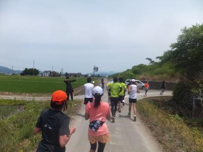 2016 3年連続で南魚沼グルメマラソンへ【その3】10km地点から16km地点まで