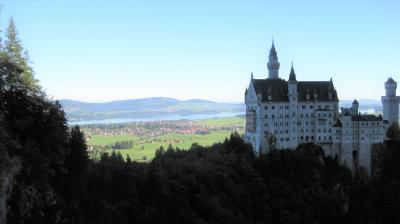 Schloss Neuschwanstein(ノイシュバンシュタイン城)
