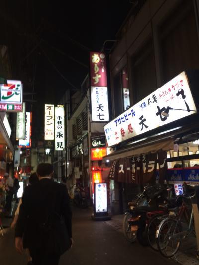 いよいよ平成も終わってしまう・・、東京の昭和酒場めぐり⑤ (231)新橋「こひなた」3月26日更新